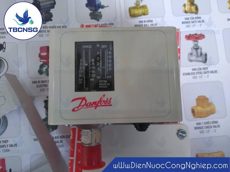 Hình ảnh củaCông tắc áp suất Danfoss KP361