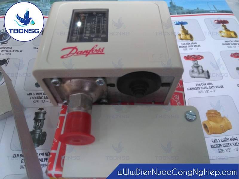 Hình ảnh củaCông tắc áp suất Danfoss KP365