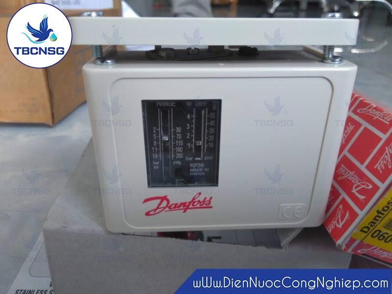 Hình ảnh củaCông tắc áp suất Danfoss KP368