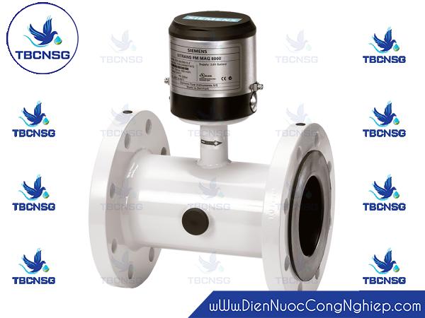 Đồng hồ lưu lượng Siemens Sitrans F M MAG 8000 / MAG 8000 CT