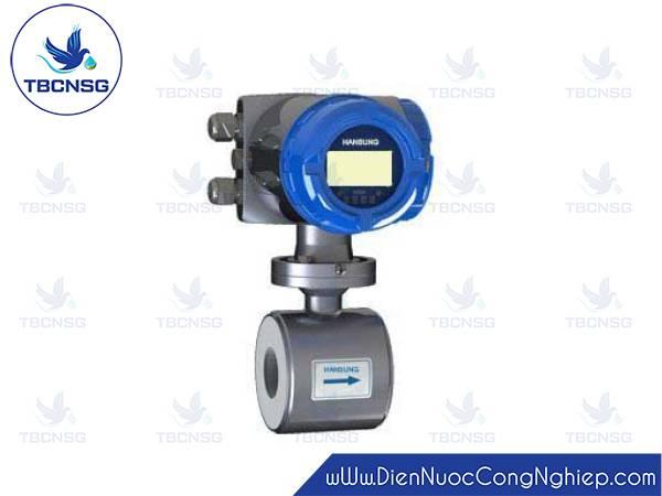 Đồng hồ nước điện từ Hansung HS2000
