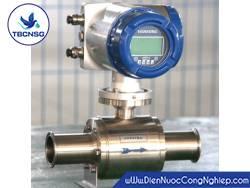 Đồng hồ nước điện từ Hansung HS5000