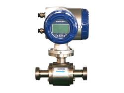 Đồng hồ nước điện từ Hansung HS6000