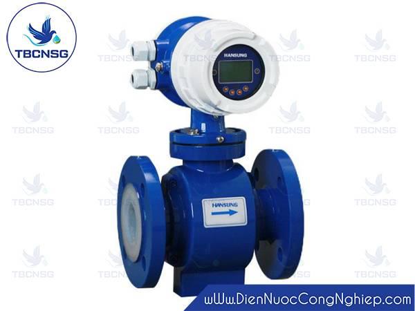 Đồng hồ nước điện từ Hansung HS8000