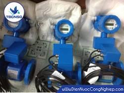 Đồng hồ nước Mecon điện tử