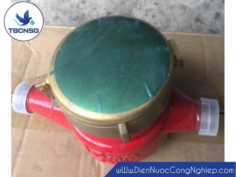 Hình ảnh củaĐồng hồ nước nóng VPM nối ren hàng nhập khẩu chính hãng
