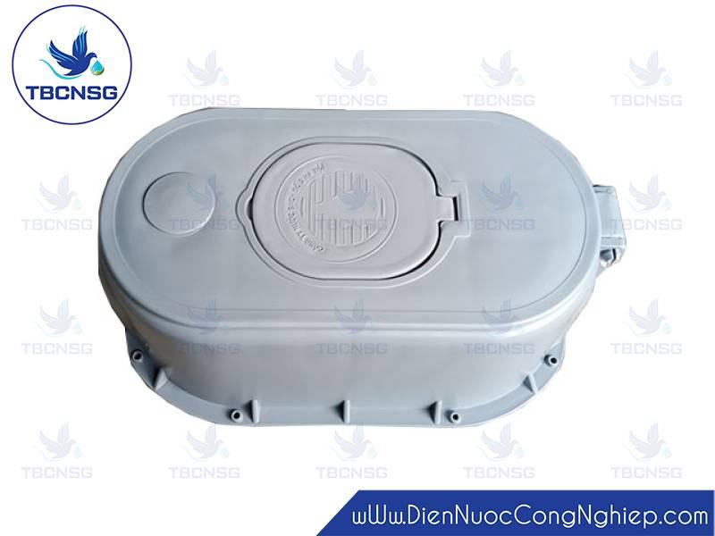 Hình ảnh củaHộp bảo vệ đồng hồ nước nhựa Polypropylene (PP)1