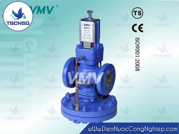Van giảm áp VMV DP17