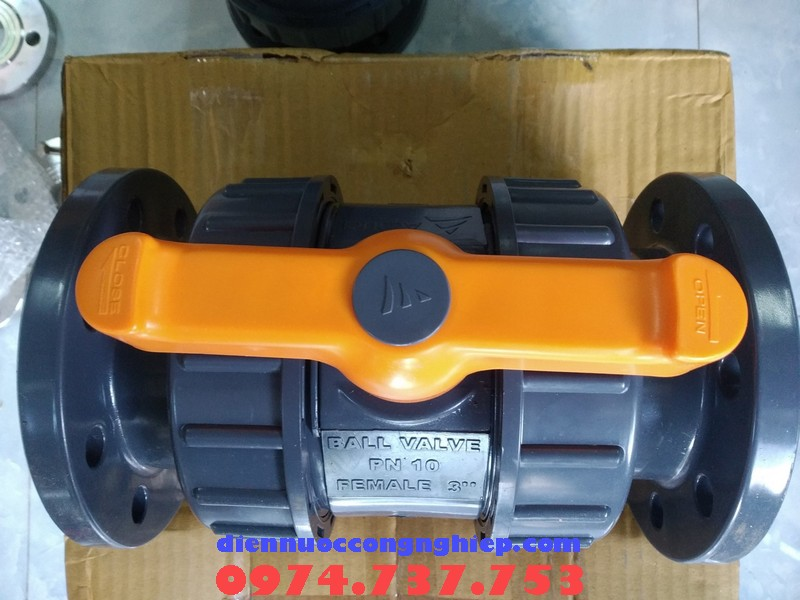Van bi nhựa Aqua siêu kute