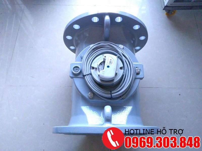 Đồng hồ nước Actaris giá rẻ gắn dây xung