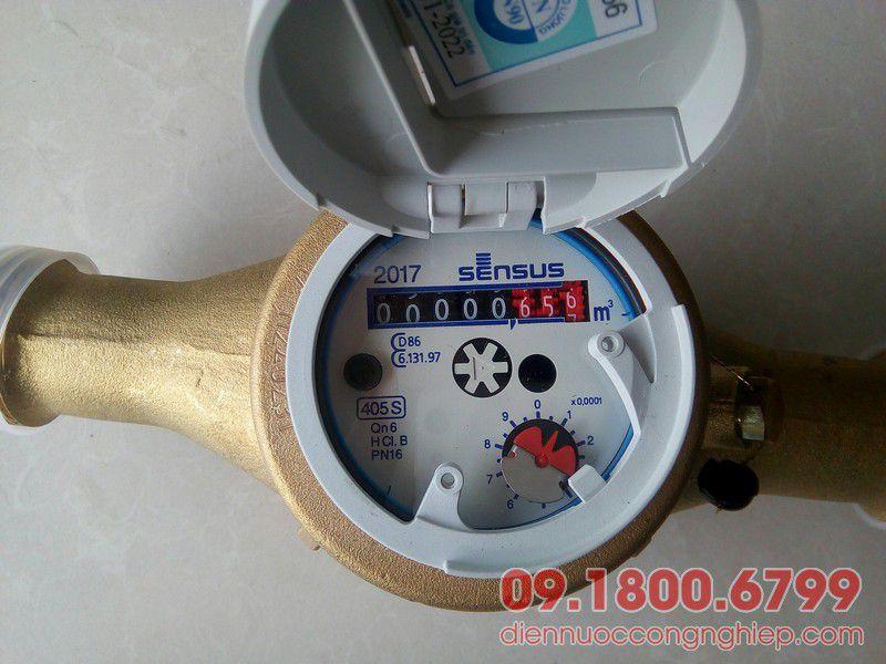 Đồng hồ sensus nối ren