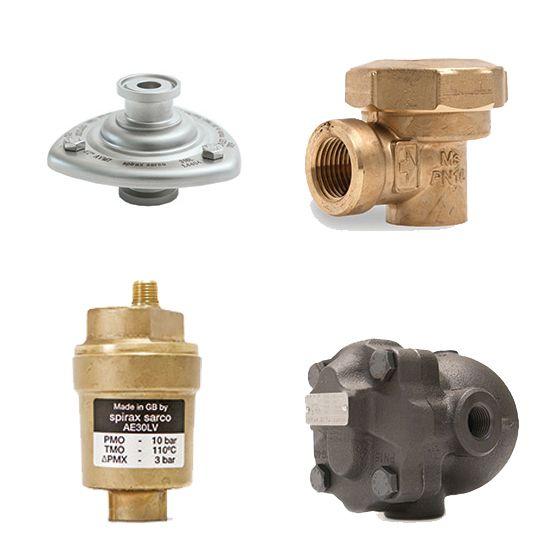 Van xả khí Spirax Sarco (Air vent valve)