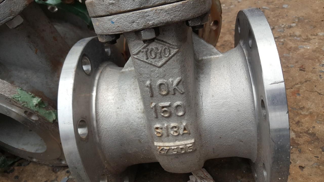 Van bi Toyo 10K 150 S13A K75D5