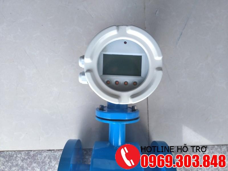 Đồng hồ nước thải điện tử